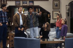 Joey on 'Full House' Wasn't Actually Related to Danny, DJ, and the Rest of the Tanner Family