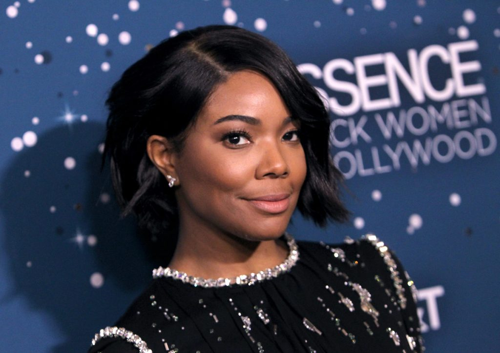 Gabrielle Union at Essence Black Women in Hollywood Awards.