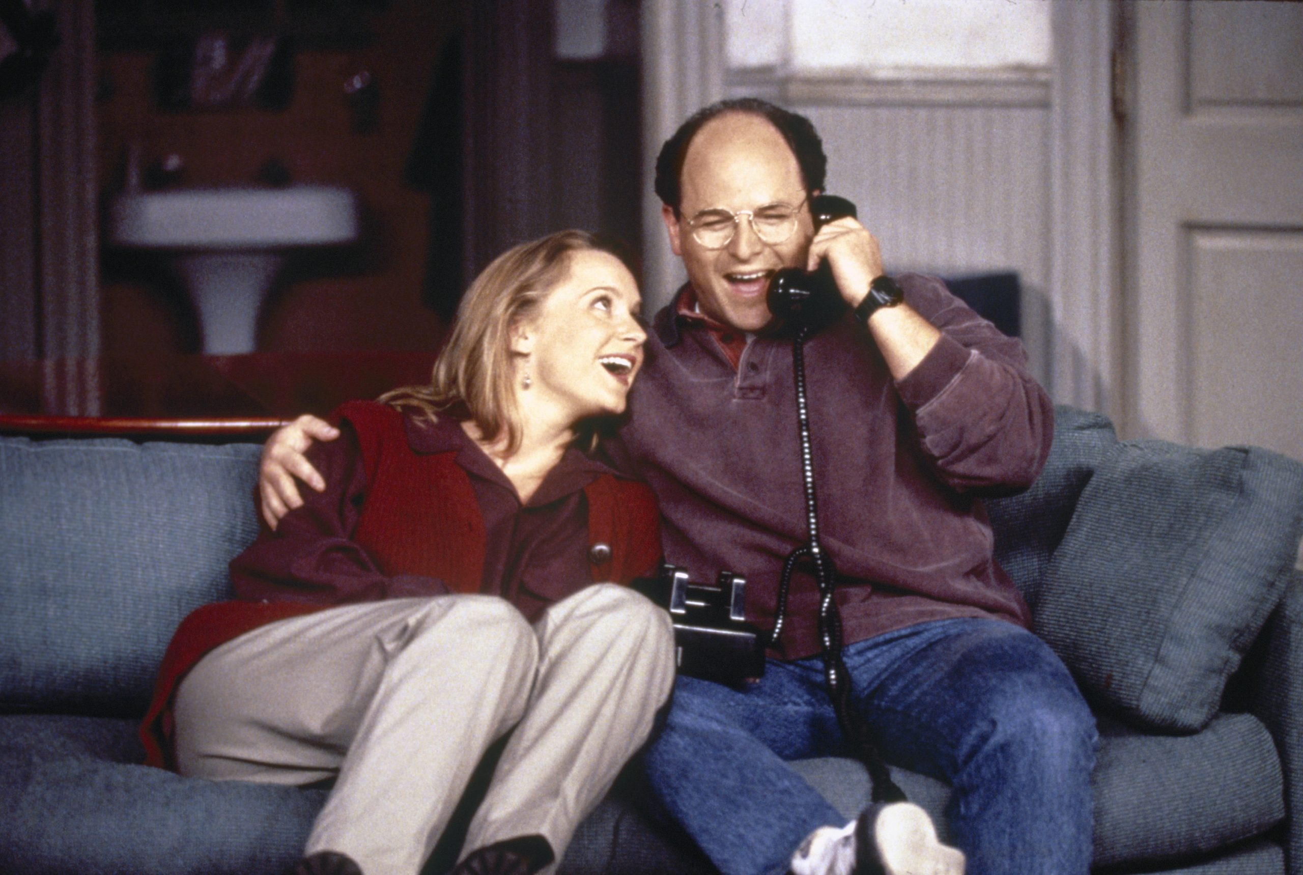 George and Susan on Seinfeld