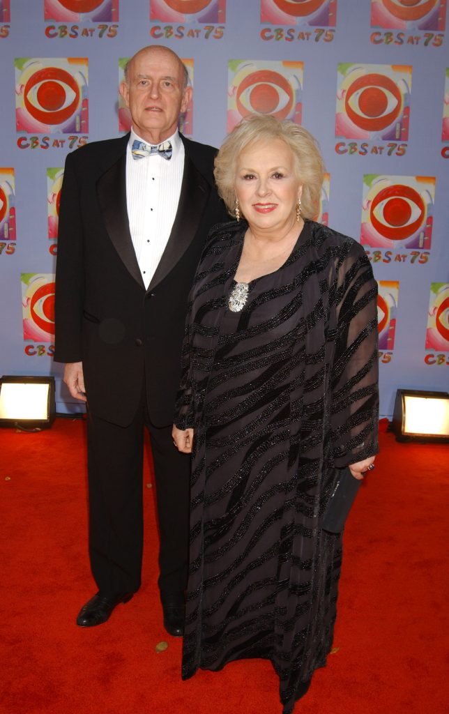 Peter Boyle and Doris Roberts from 'Everybody Loves Raymond'