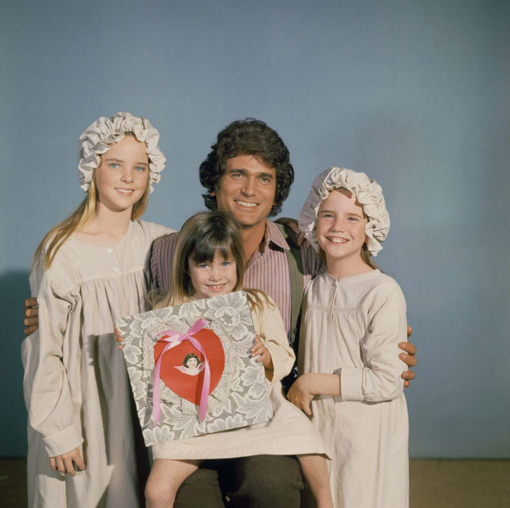 A photo from 'Little House on the Prairie'