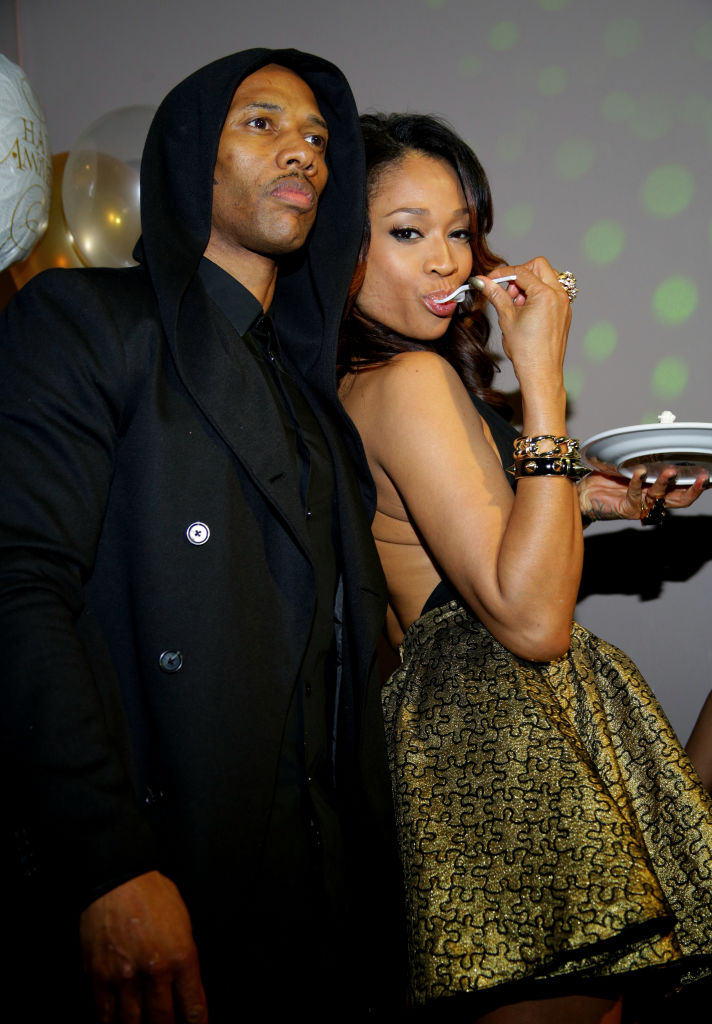 Nikko London and Mimi Faust