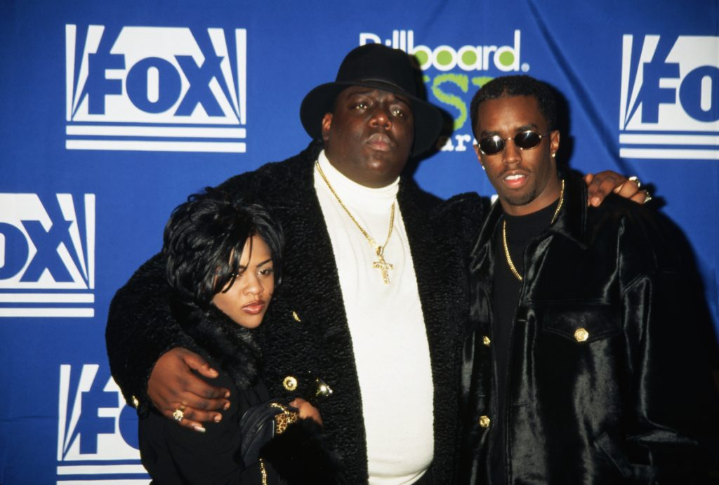 Lil' Kim, The Notorious B.I.G., and Diddy