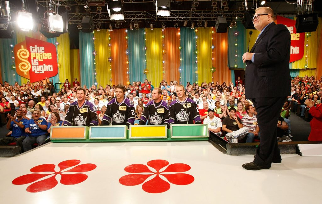 'The Price Is Right' game show