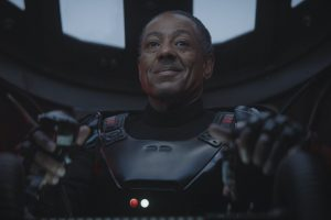 'The Mandalorian' Star Giancarlo Esposito Hints at Moff Gideon's Darksaber Battles in Season 2