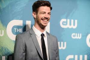 Grant Gustin is 'Gearing Up' for 'The Flash' With Workout Routines From This Fitness Pro
