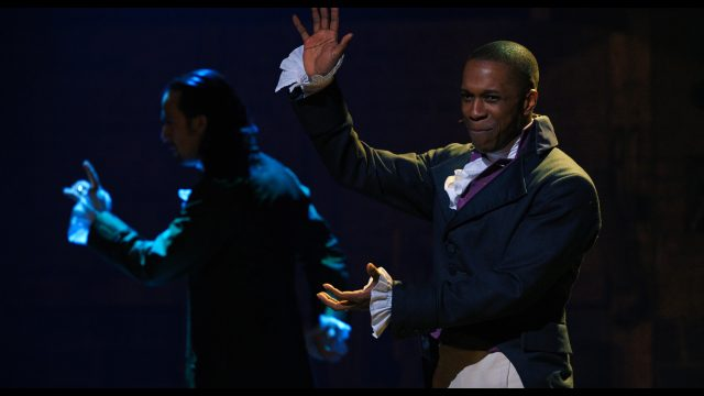 'Hamilton' Star Leslie Odom Jr. Says the Secret to His Performance Was This Advice From David Mamet