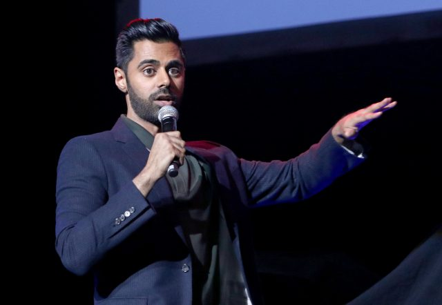 Hasan Minhaj Had to Stop Ellen DeGeneres From Pronouncing His Name Incorrectly on 'The Ellen Show'