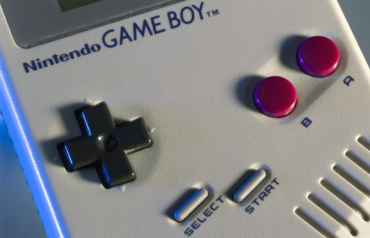 High Score features Game Boy and other consoles
