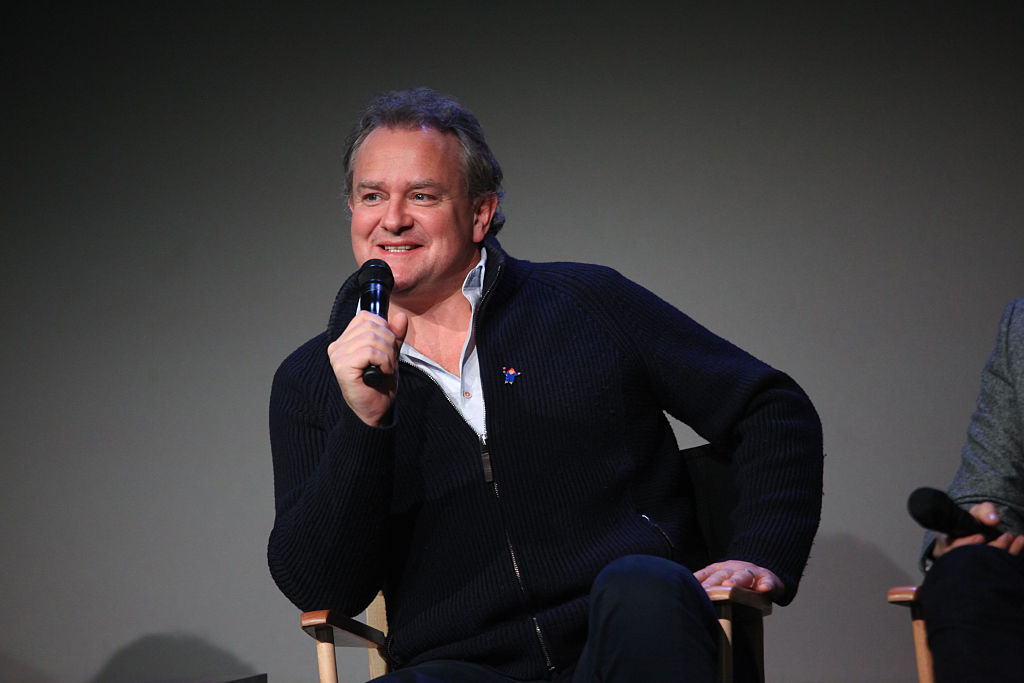 Acteur de Downton Abbey Hugh Bonneville