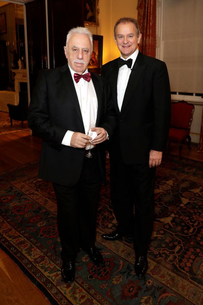 Downton Abbey cast member Hugh Bonneville