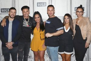 'Jersey Shore's Mike 'The Situation' Sorrentino and Angelina Pivarnick Are Reportedly on 'Good Terms'