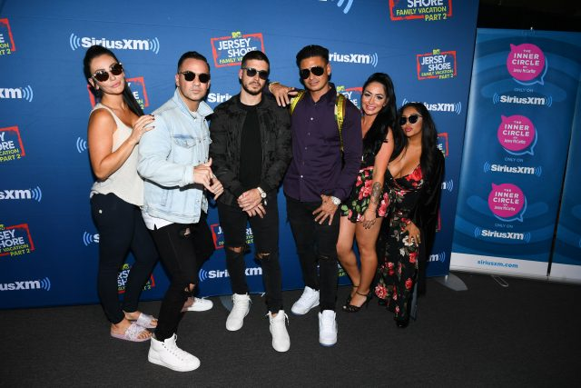 Angelina Pivarnick Is 'Cool' With Mike 'The Situation' Sorrentino; How Is Her Relationship With Vinny Guadagnino and Pauly DelVecchio?
