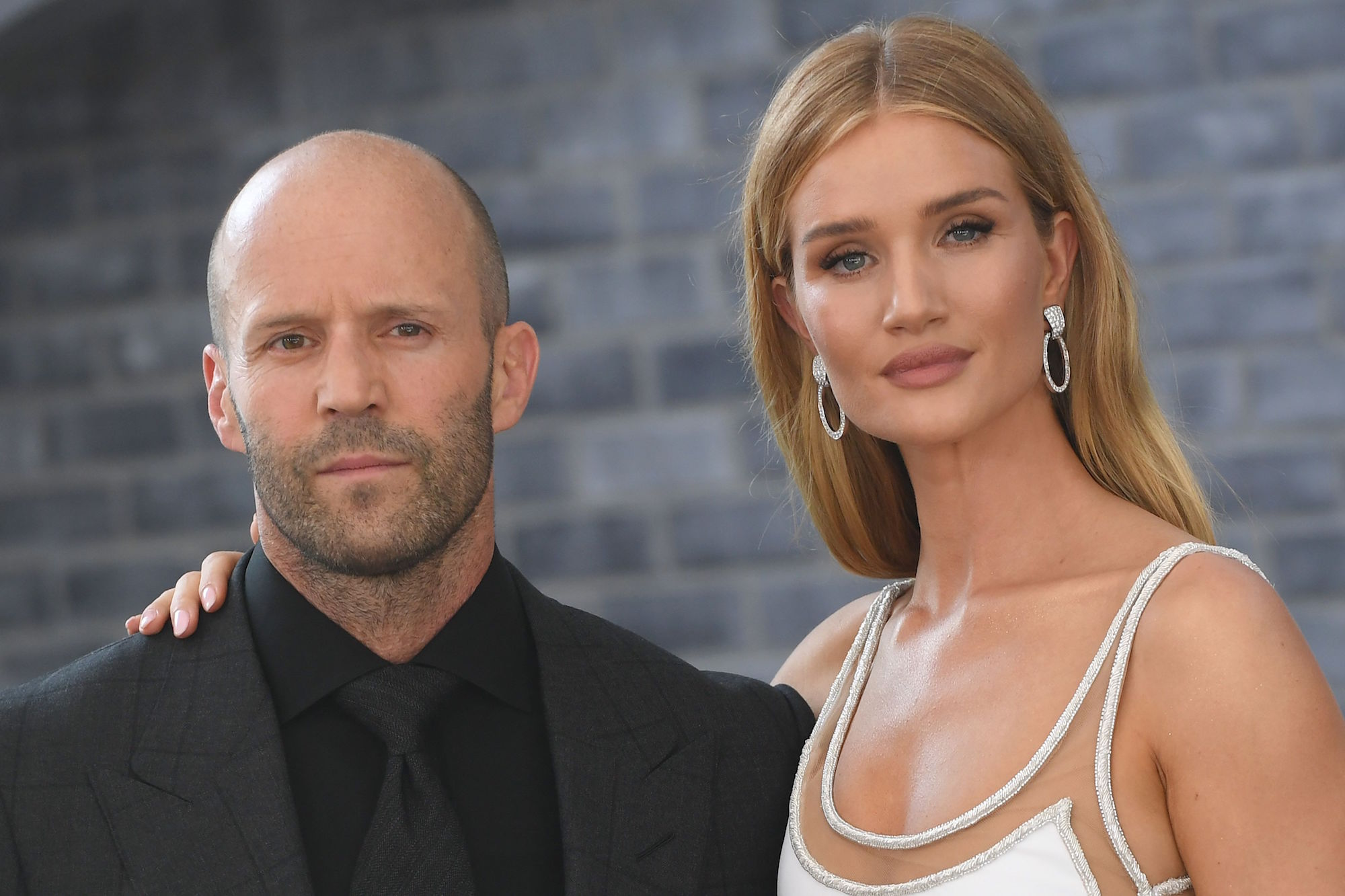 Did Jason Statham And Rosie Huntington Whiteley Secretly Tie The Knot