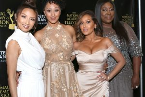 'The Real': Loni Love Makes Announcement About Host Replacements After Tamera Mowry and Amanda Seales Exit the Show