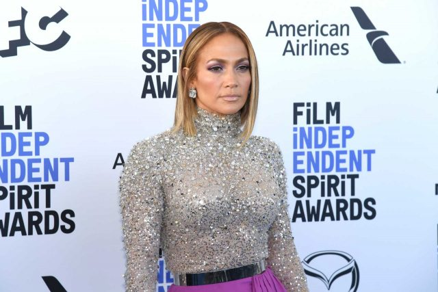 Jennifer Lopez Says Her Self-Esteem Was Affected by How the Public Perceived Her