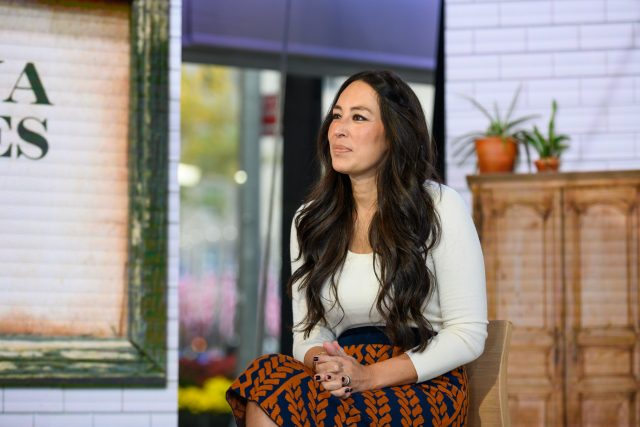 Joanna Gaines Says Her Kitchen Became a Refuge During the Coronavirus Pandemic
