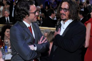 Johnny Depp Reportedly Wants Robert Downey Jr.'s Help Landing a Role in the Marvel Cinematic Universe