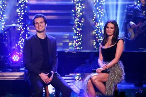 Lea Michele Wrote a Sweet Love Letter to Jonathan Groff