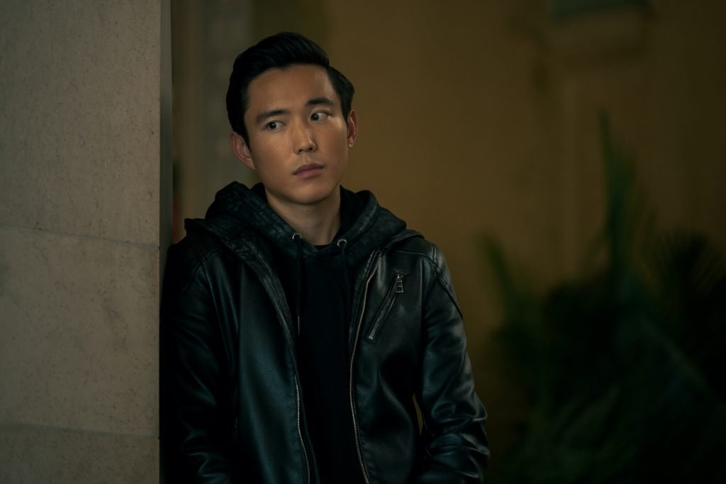 Justin H. Min as Ben Hargreeves