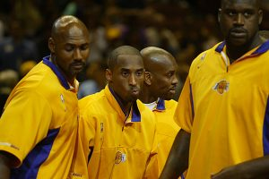 Karl Malone Once Offered To Fight Kobe Bryant After Allegedly Disrespecting Bryant's Wife
