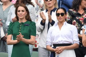 """Meghan Markle Tell-All Book Suggests Her and Kate Middleton Were """"Competitive"""" and """"Miserable"""""""