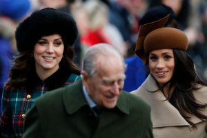 Prince Philip Bonded With Meghan Markle, But What About Kate Middleton? Body Language Expert Reveals What Their Relationship Is Like