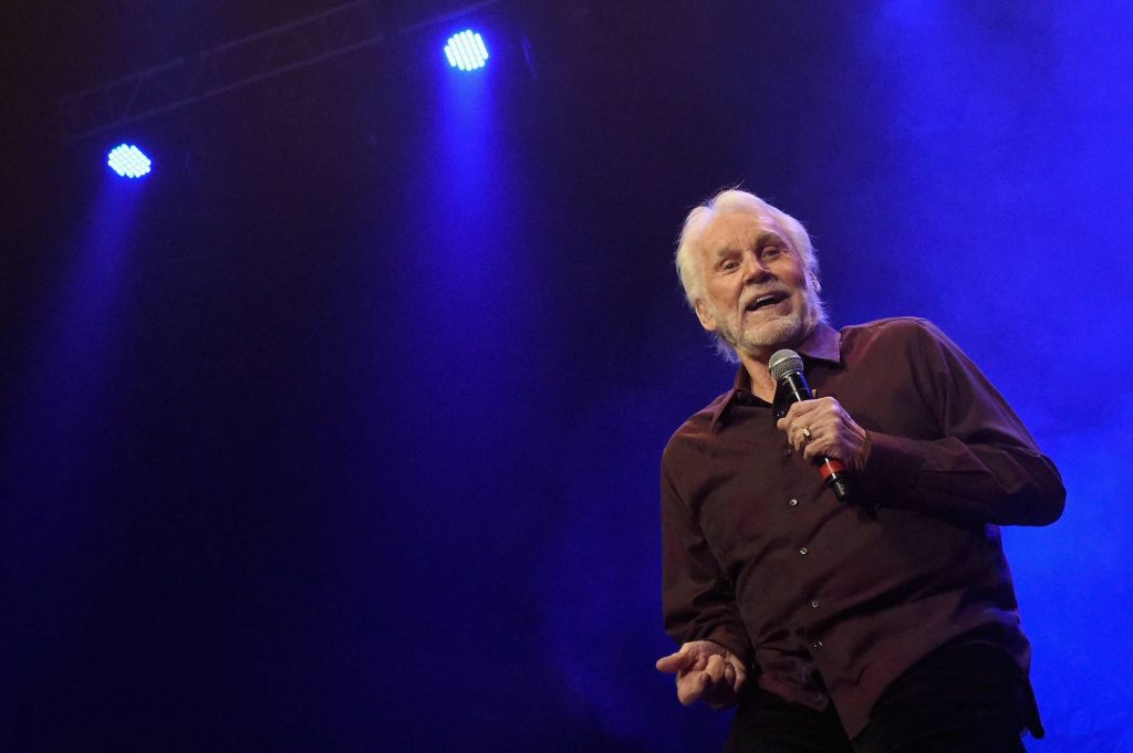 Kenny Rogers   Rick Diamond/Getty Images for Outback Concerts