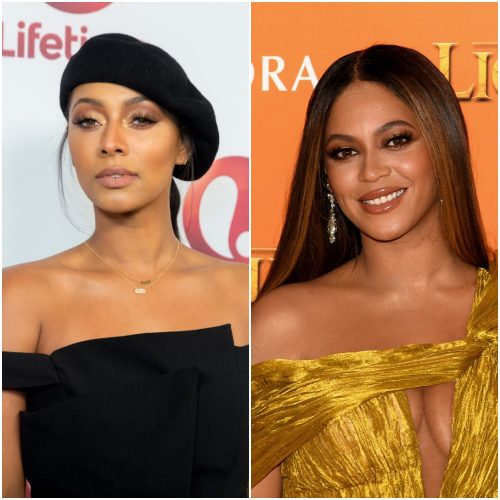 Keri Hilson Details 'Healing' Conversation With Beyoncé After Feud