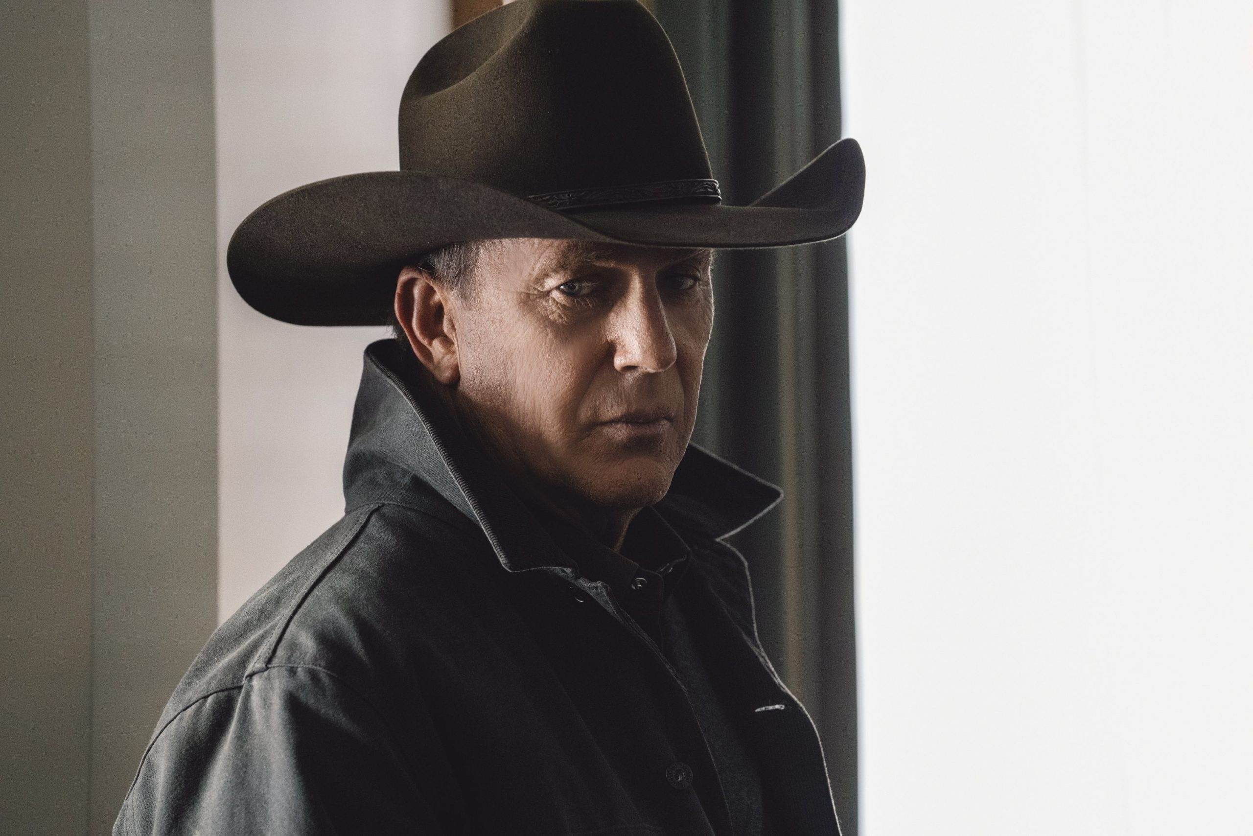 Kevin Costner as John Dutton in Yellowstone