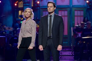 'Saturday Night Live': Why Bill Hader Thought He Was Going to 'Get Fired at Any Moment' His First Few Seasons on the Show