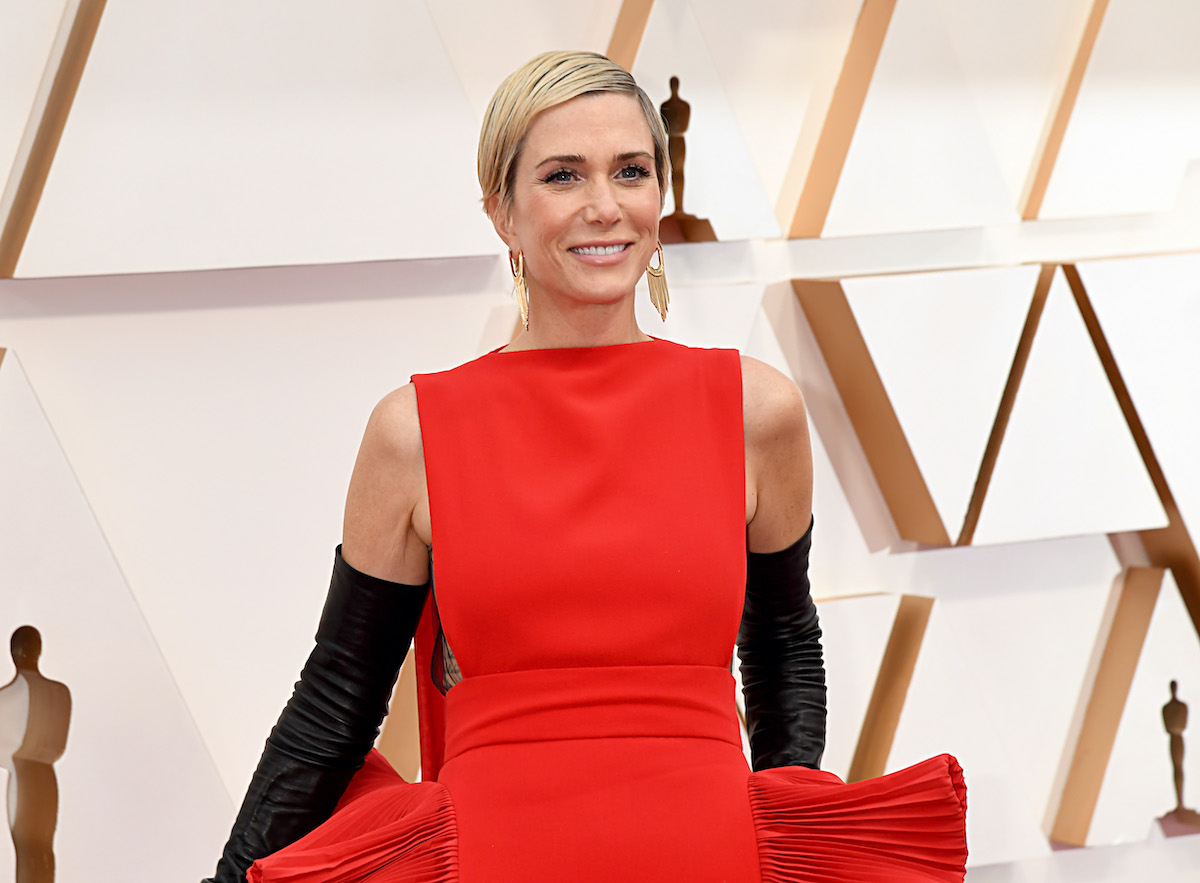Kristen Wiig at the 92nd Annual Academy Awards