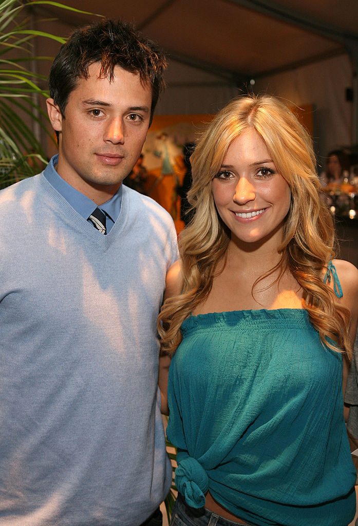Kristin Cavallari and Stephen Colletti of Laguna Beach