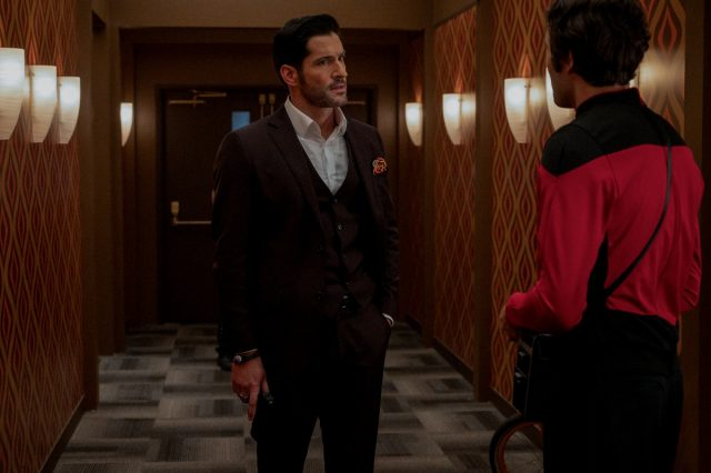 'Lucifer' Season 5 Episode 7 Recap: Lucifer Loses It and So Does Dan