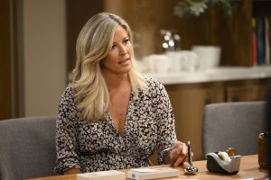 'General Hospital': Why Laura Wright Thinks Story Lines Could 'Shift' Thanks to COVID-19