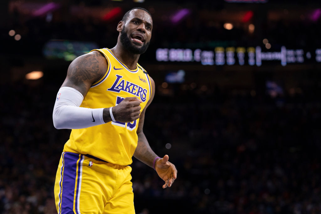 LeBron James has, of course, made a lot of money in his NBA career. He, however, owes the Los Angeles Lakers a lot of money.