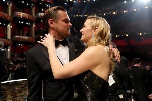 Leonardo DiCaprio and Kate Winslet Still Quote 'Titanic' Together