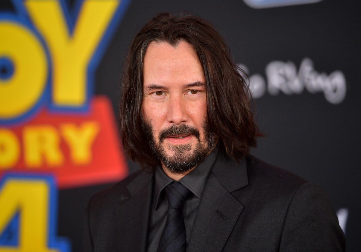 Marvel Keanu Reeves