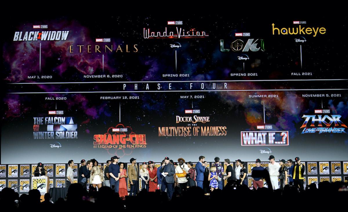 Marvel Studios at the 2019 San Diego Comic-Con