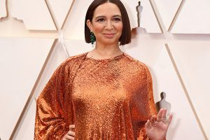 Who is Maya Rudolph's Husband?