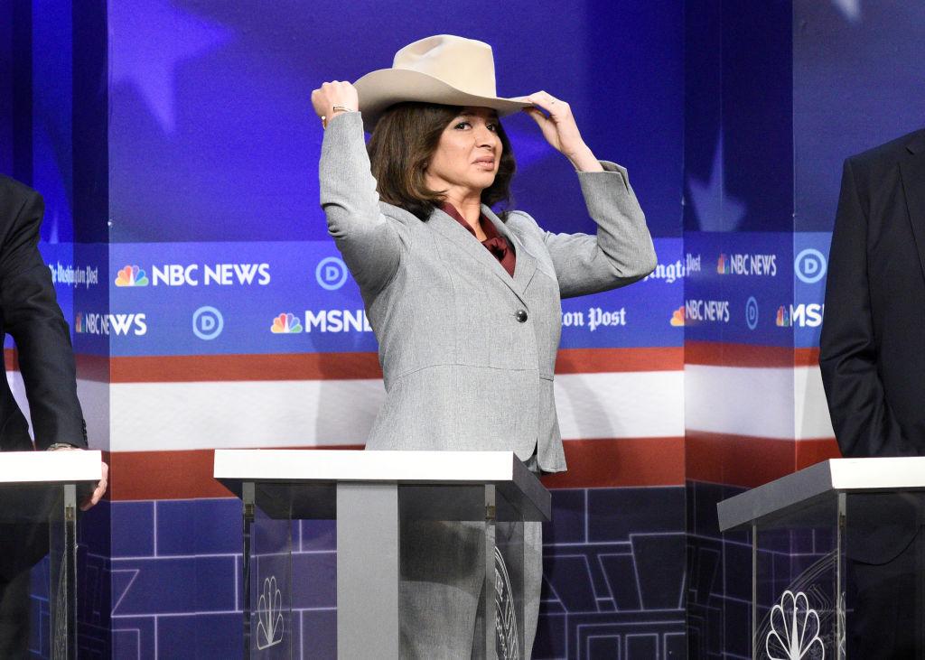 Saturday Night Live - Maya Rudolph as Kamala Harris