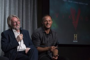 'Vikings': Travis Fimmel and Michael Hirst Talk About Ragnar Lothbrok's Emotional and Moving Farewell Scene to His Daughter