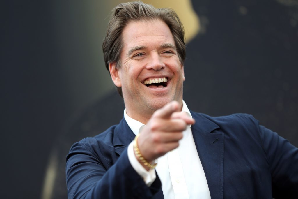 Michael Weatherly | VALERY HACHE/AFP via Getty Images