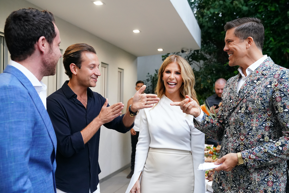 David Parnes, James Harris, Tracy Maltas, Fredrik Eklund