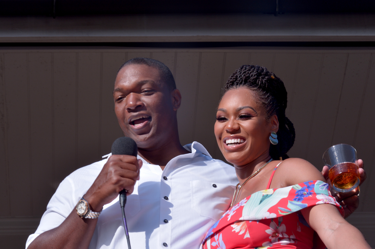 Chris Samuels, Monique Samuels on 'RHOP' season 4