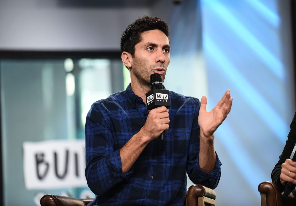 Nev Schulman attends the Build Series to discuss the show 'Catfish'