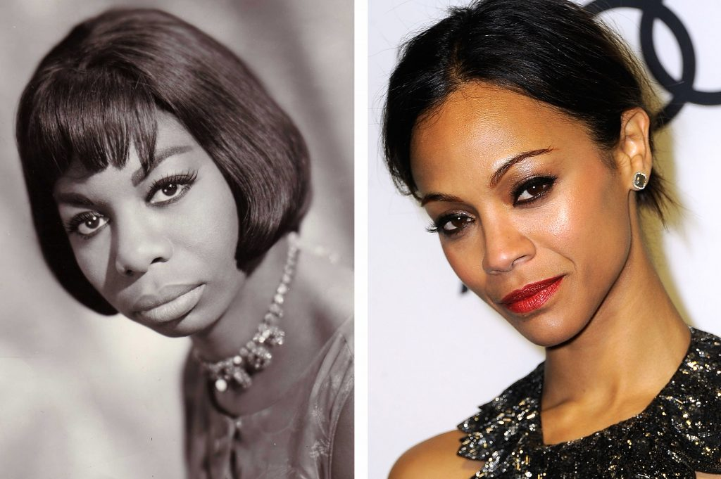 Zoe Saldana apologizes for playing Nina Simone in panned 2016 biopic