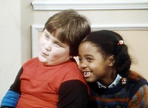 Peter Costa and Keshia Knight Pulliam on 'The Cosby Show'
