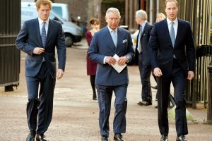 Prince William and Prince Harry Made Prince Charles' 70th Birthday Photo a Nightmare, Book Claims