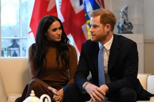 What Was the Most Painful Thing That Meghan Markle Had to Watch Happen to Prince Harry?